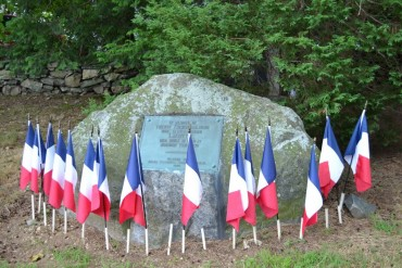 Stop 26 -20 French Soldiers Monument