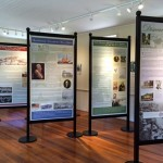 The Discover Norwich Exhibit